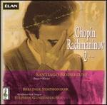 Chopin: Piano Concerto No. 2; Rachmaninov: Piano Concerto No. 2