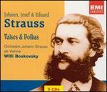 Johann, Josef & Eduard Strauss: Valses & Polkas, Vols. 1 & 2