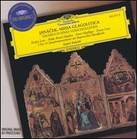 Jan�cek: Missa Glagolitica - Bedrich Janacek (organ); Ernst Haefliger (tenor); Evelyn Lear (soprano); Franz Crass (bass); Hilde Rossel-Majdan (alto);...