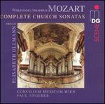 Mozart: Complete Church Sonatas