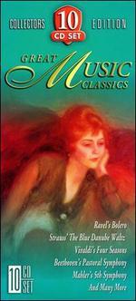 Great Music Classics: Cd Folder