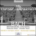Bach: Brandenburg Concertos; Orchestral Suites; Chamber Music [Box Set]