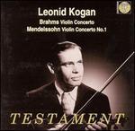 Brahms: Violin Concerto; Mendelssohn: Violin Concerto No. 1