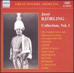 Jussi Bj�rling Collection, Vol. 1