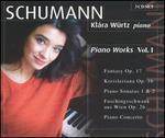 Schumann: Piano Works, Vol. 1