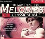 The Most Beautiful Melodies of Classical Music, Vol. 1-5 (Box Set)
