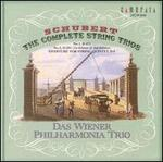 Schubert: The Complete String Trios