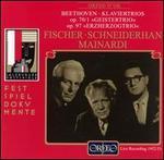 Beethoven: Klaviertrios, Opp. 70/1 & 97