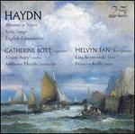 Haydn: Arianna a Naxos; Scots Songs; English Canzonettas