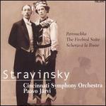 Stravinsky: Petrouchka; The Firebird Suite; Scherzo � la Russe