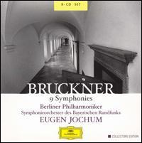 Bruckner: 9 Symphonies - Eugen Jochum (conductor)