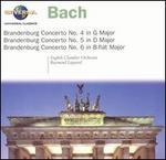 Bach: Brandenburg Concertos Nos 4, 5 & 6