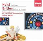 Holst: The Planets; Britten: Sinfonia da Requiem