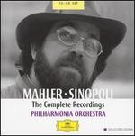 Mahler-Sinopoli: The Complete Recordings