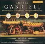 Andrea Gabrieli: the Madrigal in Venice