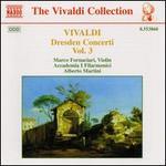 Vivaldi: Dresden Concerti, Vol. 3