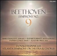 Beethoven: Symphony No. 9 - Alastair Miles (bass); Elizabeth Bishop (mezzo-soprano); Mary Dunleavy (soprano); Stephen Gould (tenor);...