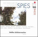 Hommage � Walter Spies