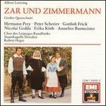 Albert Lortzing: Zar und Zimmermann (Gro�er Querschnitt)