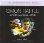 Peter Maxwell Davies: Symphony No. 1 (25th Anniversary Edition)
