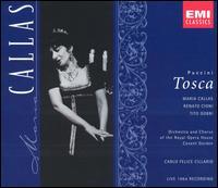 Puccini: Tosca - David Sellar (vocals); Dennis Wicks (vocals); Edgard Boniface (vocals); Eric Garrett (vocals); Maria Callas (vocals);...
