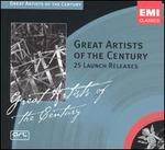 Great Artists of the Century: 25 Launch Releases