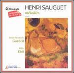 Henri Sauguet: MTlodies