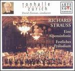 R. Strauss: Eine Alpensinfonie; Festliche PrSludium