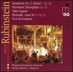 Rubinstein: Orchestral Works, Vol. 2