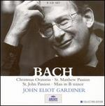 J.S. Bach: Christmas Oratorio · St. Matthew Passion · St. John Passion · Mass in B Minor