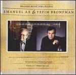 Brahms: Music for Two Pianos