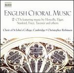 English Choral Music [2cd]
