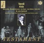 Aida (Barbirolli, Covent Garden Opera Chorus and Orhcestra)