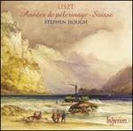 Liszt: AnnTes de pFlerinage - Suisse