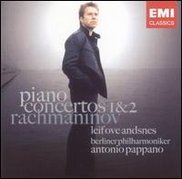 Rachmaninov: Piano Concertos 1 & 2 - Leif Ove Andsnes (piano); Berlin Philharmonic Orchestra; Antonio Pappano (conductor)