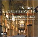 J.S. Bach: Cantatas, Vol. 19