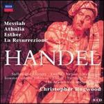Handel Oratorios (Messiah / Athalia / Esther / La Resurrezione) / Aam, Hogwood
