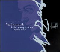 W.A. Mozart: Nachtmusik [Book & CD] - Christian Rutherford (horn); Robert Howes (tympani [timpani]); Roger Montgomery (horn); The English Concert;...