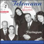 Telemann Paris Quartet Vol.3 [Hybrid Sacd]