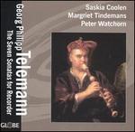 Telemann: the Seven Sonatas for Recorder