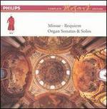 Mozart: Missae; Requiem; Organ Sonatas & Solos