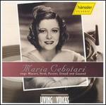 Maria Cebotari Sings Mozart, Puccini, Strau�, Gounod