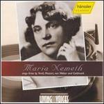 Maria Nemeth Sings Verdi, Mozart, Weber, Goldmark