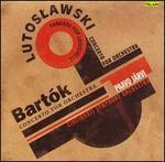 Lutoslawski, Bart=k: Concertos for Orchestra