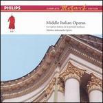 Mozart: Middle Italian Operas [Box Set]