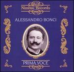 Prima Voce: Alessandro Bonci
