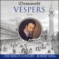 Monteverdi: Vespers 1610 - Carolyn Sampson (soprano); Charles Daniels (tenor); Daniel Auchincloss (tenor); James Gilchrist (tenor);...