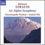 Richard Strauss: An Alpine Symphony