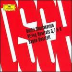 Shostakovich: String Quartets 3, 7 & 8