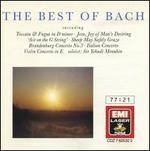 The Best of Bach [EMI]